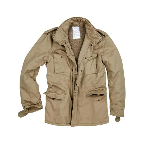 Bunda Surplus Paratrooper Jacket - béžová