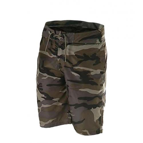 Kraťasy Vintage Industries Vaine Boardshorts - nightcamo