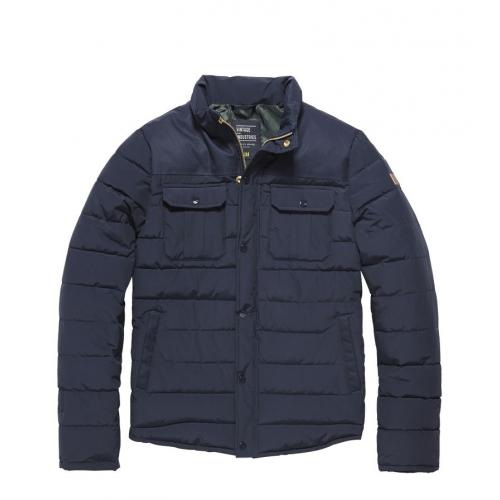 Bunda Vintage Industries Beeston - navy