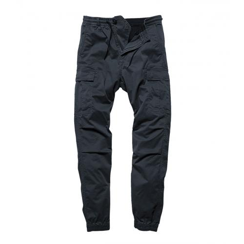 Nohavice Vintage Industries Vince Cargo Jogger - navy