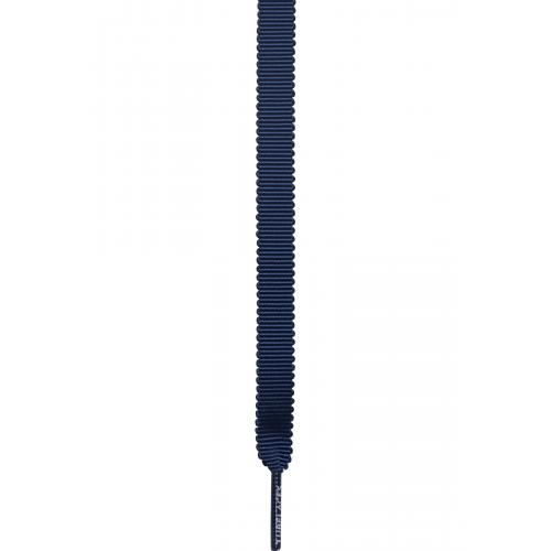Šnúrky do topánok Tubelaces Ribbon Lace Small - navy
