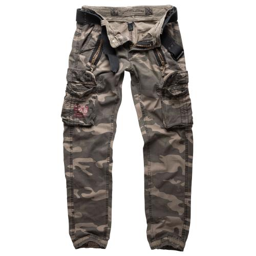 Kalhoty Surplus Royal Traveller Slimmy - blackcamo