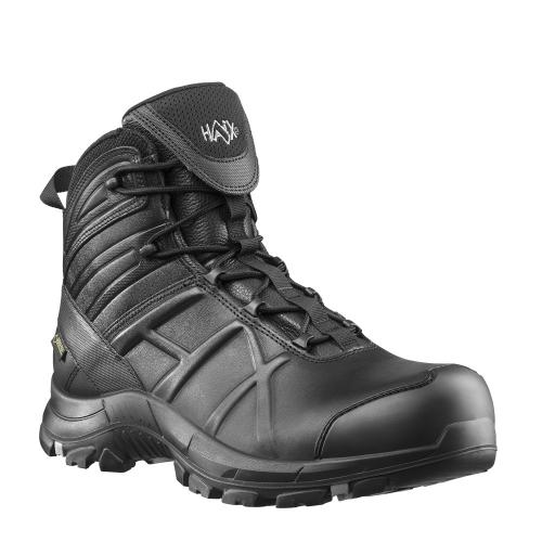 Haix Black Eagle Safety 50 Mid - čierne
