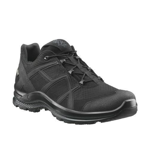 Haix Black Eagle Athletic 2.1 GTX Low - černé