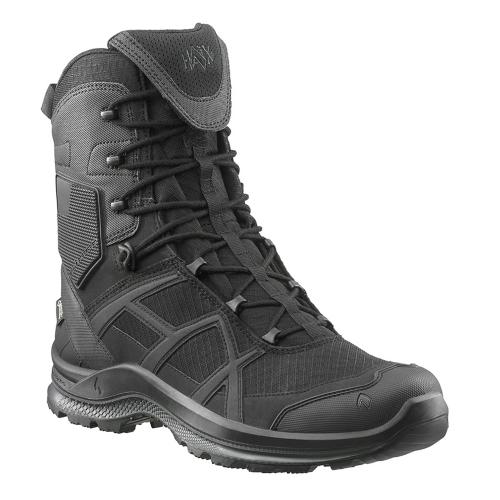 Haix Black Eagle Athletic 2.1 GTX High - čierne
