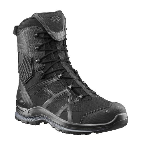 Haix Black Eagle Athletic 2.0 T High Zipper - čierne