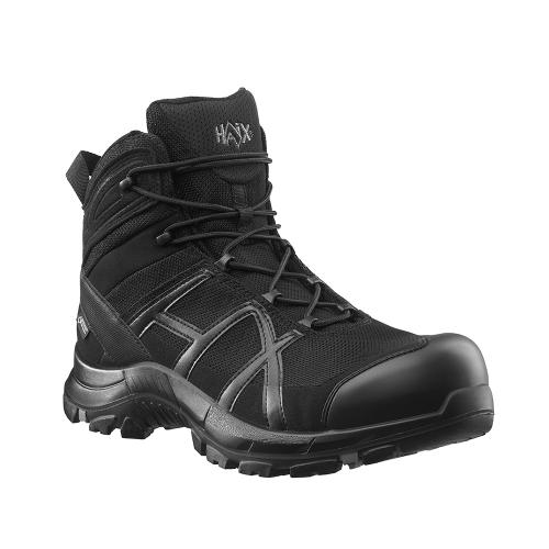 Haix Black Eagle Safety 40 Mid - černé