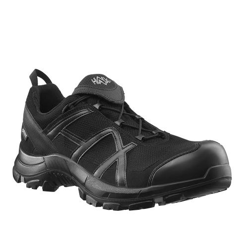 Haix Black Eagle Safety 40 Low - čierne