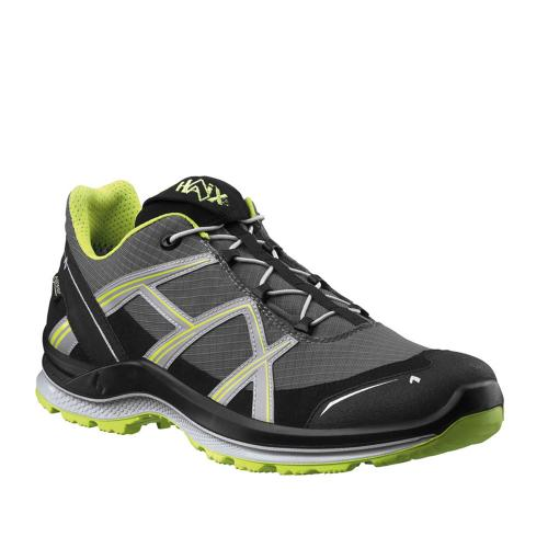 Haix Black Eagle Adventure 2.1 GTX Low - šedé-žluté