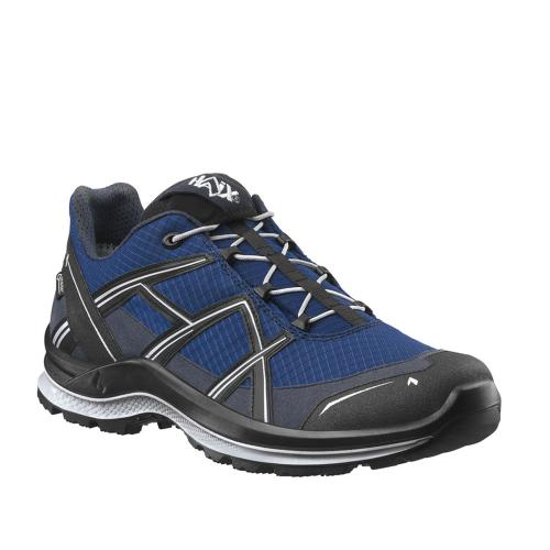 Haix Black Eagle Adventure 2.1 GTX Low - modré-šedé
