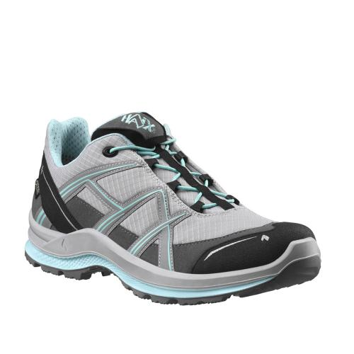 Haix Black Eagle Adventure 2.1 GTX Low - šedé-modré