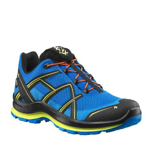 Haix Black Eagle Adventure 2.1 GTX Low - modré-zelené