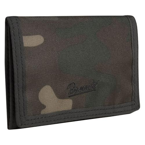 Peňaženka Brandit Wallet Three - darkcamo