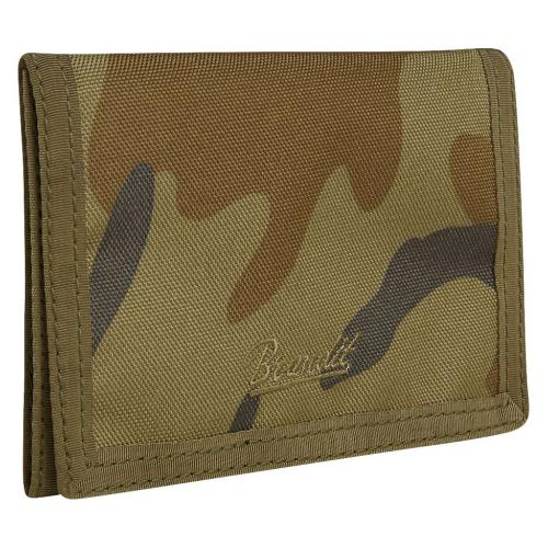 Peňaženka Brandit Wallet Three - woodland