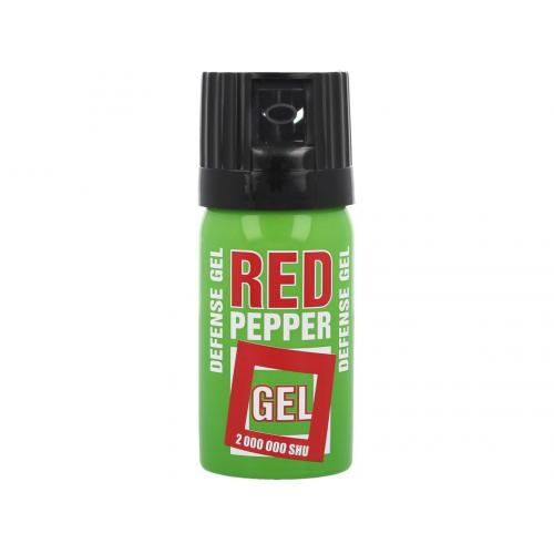 Obranný sprej Red Pepper Gel C Fog 40 ml