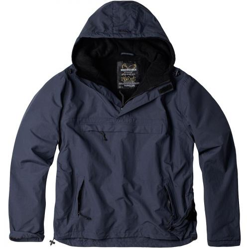 Bunda Surplus Windbreaker - navy