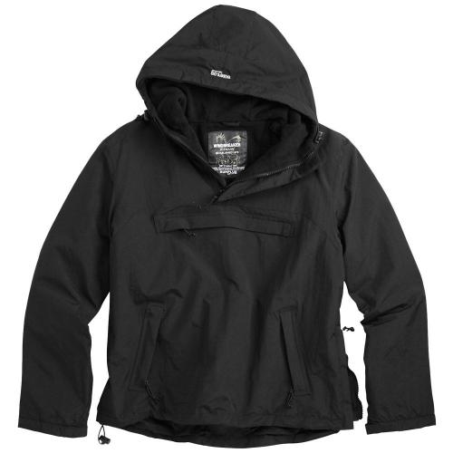 Bunda Surplus Windbreaker - čierna