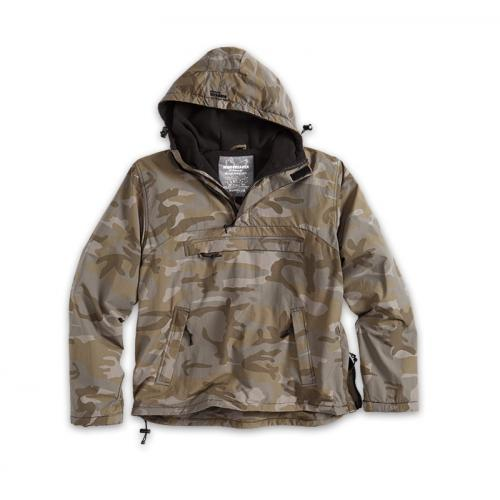 Bunda Surplus Windbreaker - nightcamo