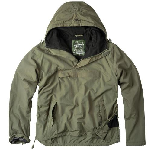 Bunda Surplus Windbreaker - olivová