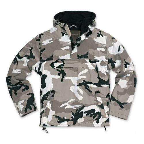 Bunda Surplus Windbreaker - urban