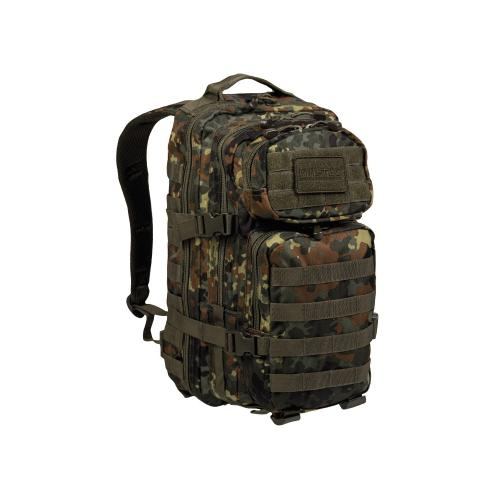 Batoh Mil-Tec US Assault S - flecktarn
