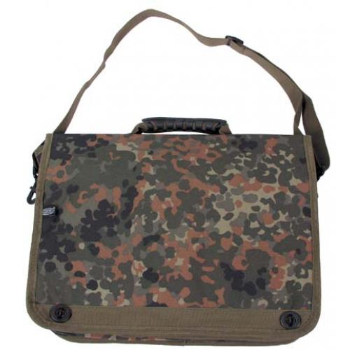 Taška na notebook Messenger - flecktarn