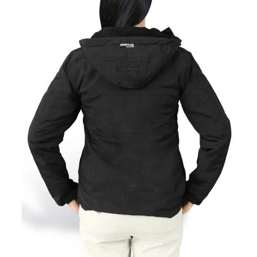 Bunda Ladies Windbreaker - čierna