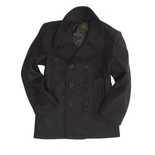 Kabát US Pea Coat - navy