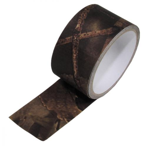 Armádna páska MFH Tape 5 cm x 5 m - hunter-brown